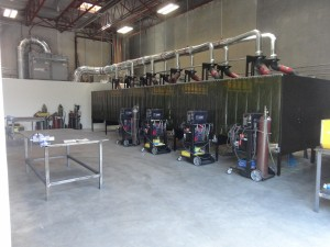 TIG Course, PWP 9, PWP 9A
